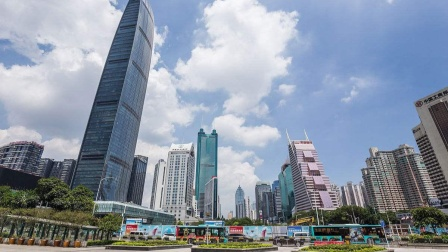 TOP5 2020中国GDP城市排行榜!