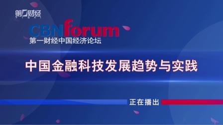 《中国经济论坛》中国金融科技发展趋势与实践