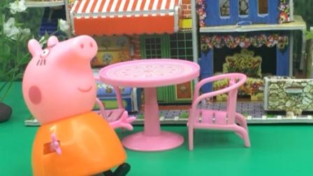 猪妈妈用糖果教乔治计算,乔治学得怎么样呢?