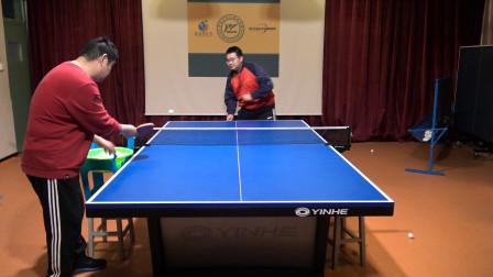 乒乓球在练习各项技术时,应该怎么选择适合自己的套胶?