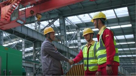 壳智汇IoT钢铁行业的应用