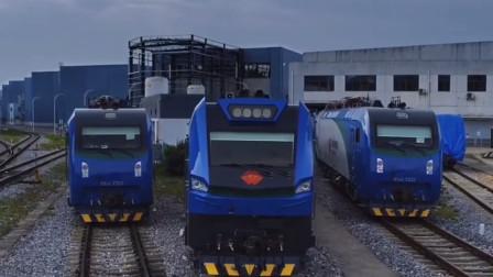 中国电力机车斩获多个世界第一,牵引万吨,堪称大国重器