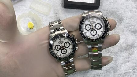 N4130熊猫迪改装ar钢带圈口盘面,完美熊猫迪!