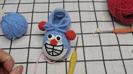 叮当猫宝宝鞋配件