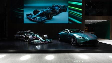 阿斯顿•马丁Vantage F1®特别版全球首秀