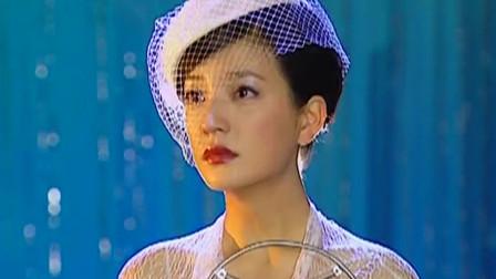 赵薇的这首《烟雨蒙蒙》唱得太深情了,《情深深雨濛濛》经典插曲