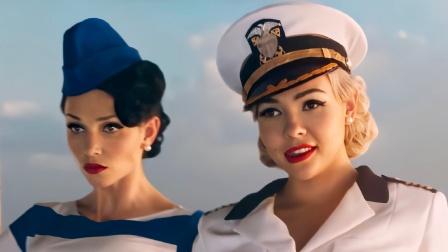 军舰上的士兵都变成美女,只有一个男人