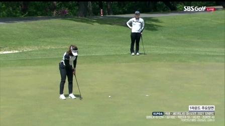 美女golf