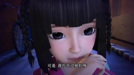 叶罗丽:王默被幻影兽袭击,罗丽公主苏醒,变成会说话的仙子!