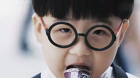 超级保镖:这是谁家熊孩子,吃甜筒都那么可爱,萌化我了啊!