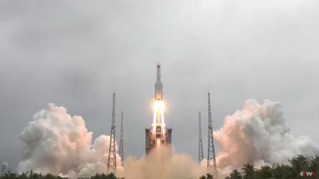 天和核心舱发射成功!中国空间站建造全面展开