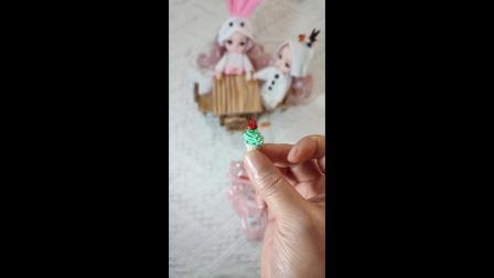 兔娃跟雪宝一起开盲袋,每一个都是惊喜!