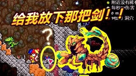 泰拉元素觉醒3:蝎子王boss!小心变异蝎子的毒气!