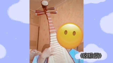 当代大学生的业余生活:拉琴弹琴