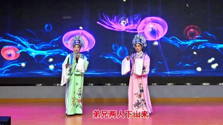 二夹弦:梁祝·十八里相送,演唱:杨海红 张静霞