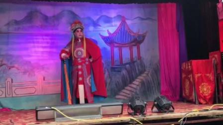 扬剧《杨八姐游春》选段3:扬州市扬剧团演出:蝴蝶女士摄像头2021.4.29.