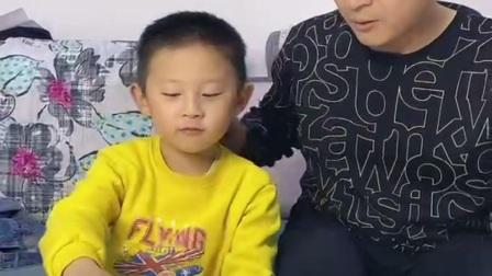 少儿益智:骗小孩子的西瓜吃,真是讨厌啊!