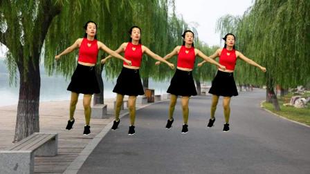 广场舞《情难断》32步