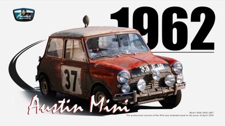 我买了一台1962年的初代MINI!希望她能一直奔跑下去