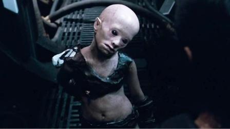 人类移民太空,航行923年到达异星,人类却变异成食人怪