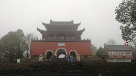 玉泉寺,一个玉泉和千年古刹因缘而遇的地方