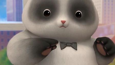 兔子也爱吃饺子,萝卜馅的吗?