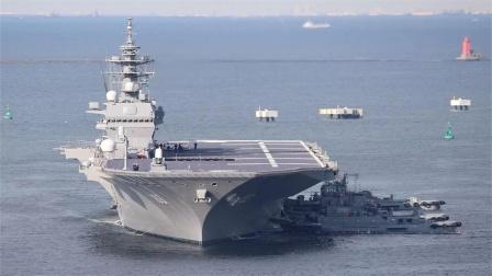 美国在亚洲最大的敌人?一声不吭造出7艘准航母,实力不逊于中俄