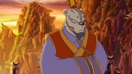 虹猫蓝兔光明剑:七侠到来,能否解救族人