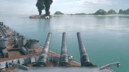 【战舰世界欧战天空】第1409期 彼得罗巴甫洛夫斯克的海上肉搏战