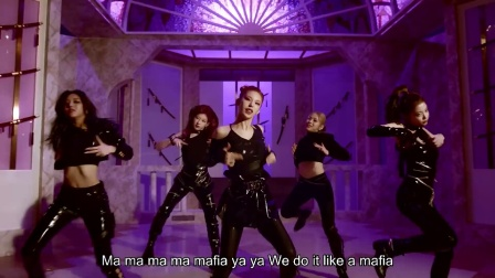 【中字】ITZY《Ma.fi.a  In  the  morning》回归新曲  MV
