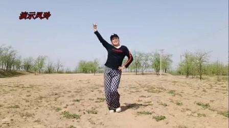 凤玲广场舞《来跳舞》一夜爆火彝族小调原创32步含教学