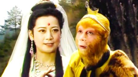 孙悟空气走后,劝返他的东海龙王是谁变的?