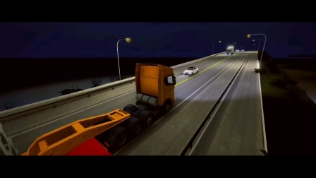 世界卡车模拟-新系统:灯光照明