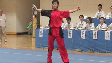 2006年全国青少年武术套路锦标赛 女子刀术 011 包蘅姣