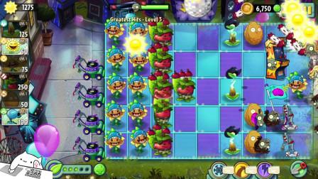 植物大战僵尸2:到底是阳光菇厉害呢,还是苹果迫击炮