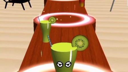 这杯柠檬汁是在干什么啊