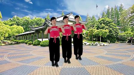 郴州冬菊广场舞【不过人间】64步时尚活力健身舞