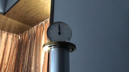 历史性时刻!星环钟楼时隔三个多月再次响起钟声