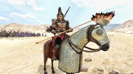 【虾米】超燃守城战,一人破敌营!骑马与砍杀2 第八集
