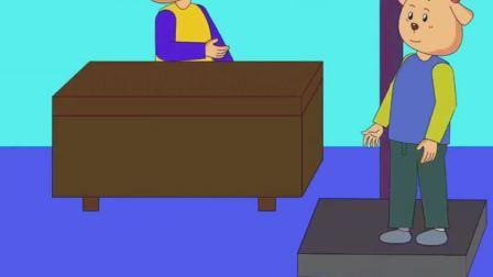 搞笑动画:诚聘「一」