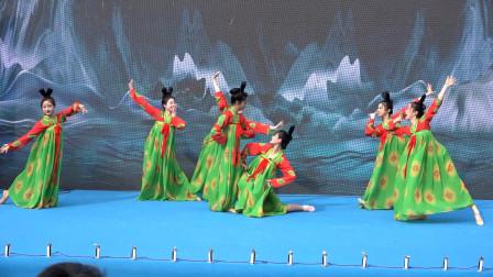 镇雄 赤水合院 舞蹈《挽弓射月》