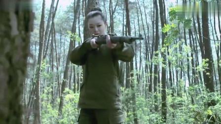 《伪装者》于曼丽撞见叛徒刘参谋,人狠话不多,上来一枪崩了他!