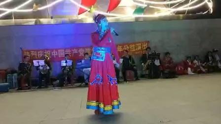 公主岭马丽萍演唱歌曲《马头琴的传说》