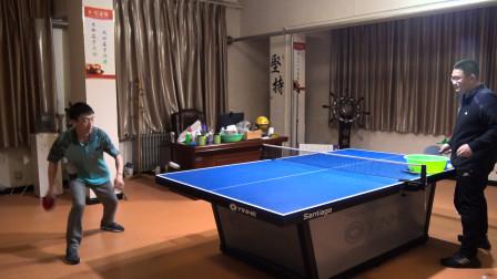 如何用好斧钺底板来练习乒乓球技术?