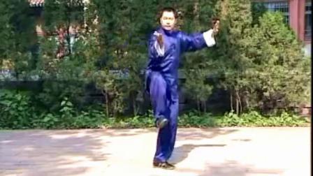综合太极拳十势教学 讲解:黄康辉