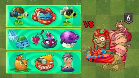 3个金卡各带2个废卡!谁能击杀6阶巨人?