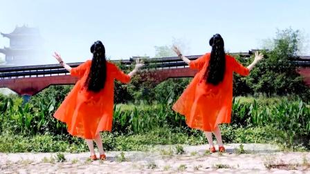 时下最火彝族小调《来跳舞》背面32步 你学会了吗