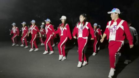 广场鬼步舞《单曲循环》动感新舞步练习