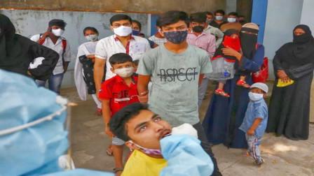 印度疫情大暴发,莫迪还在想和中国竞争,俄媒:现在没有资格