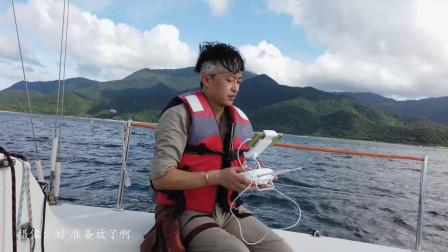 探秘孤岛之抵达神秘的岛屿(25)-大探险家杨航 第五季